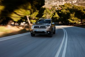Photos, Exterior, Passenger Cars, Moving, On location, Dacia, Vehicles