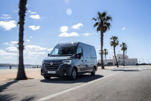 Photos, Exterior, Light Commercial Vehicles, Moving, On location, Renault, Master, Vehicles