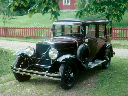 TR 671, TR 701, Historical, Exterior, Images, 1932, 2002, VOLVO TR671-9 (1930-1935)