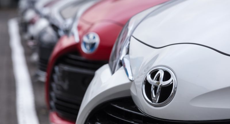 toyota, toyota sign, toyota cars, cars, germany, siegen, office, europe, summer, german, 28 October, 2018, north Rhine-Westphalia, toyota, toyota sign, toyota cars, cars, germany, siegen, office, europe, summer, german, 28 october, 2018, north rhine-westphalia