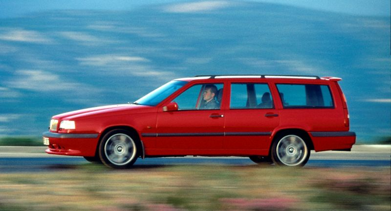850, Historical, Exterior, Images, 2014, 1990, 1991, 850, Volvo 850, Volvo 850